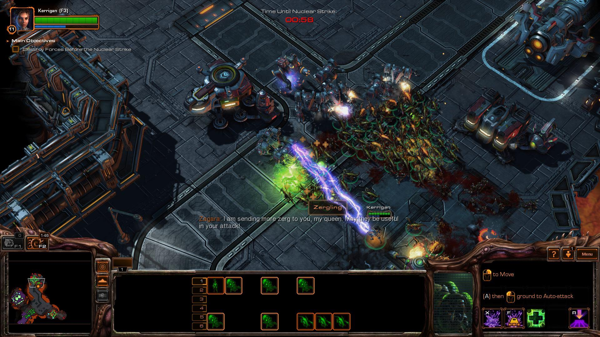 Starcraft 2 srdce roje matchmaking nefunguje