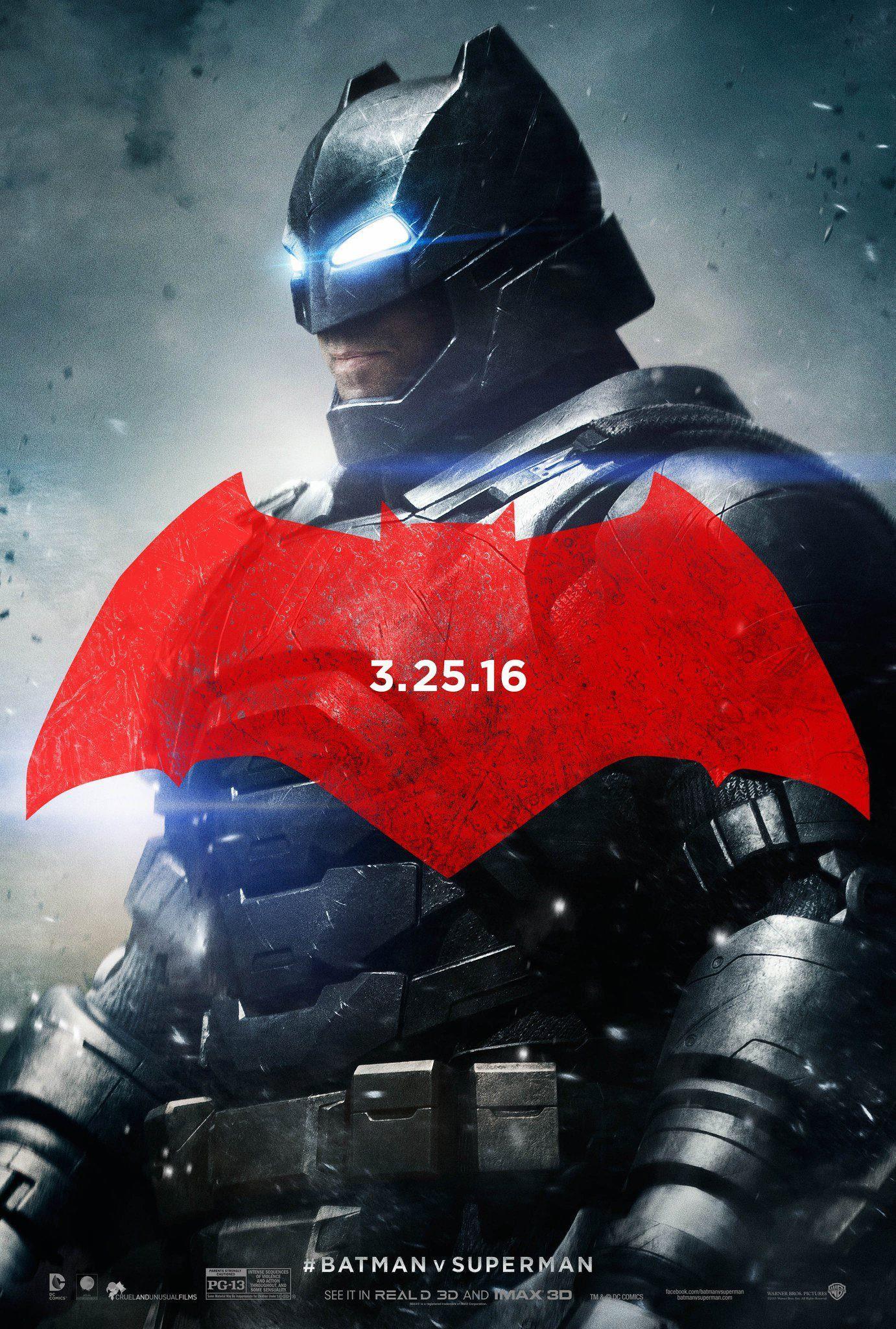 Film: Batman vs. Superman Úsvit spravodlivosti
