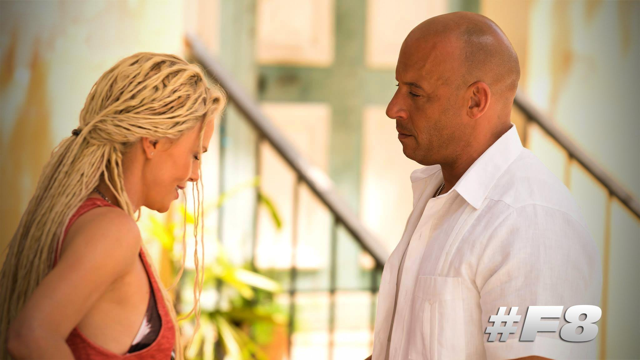 Film: The Fate of the Furious