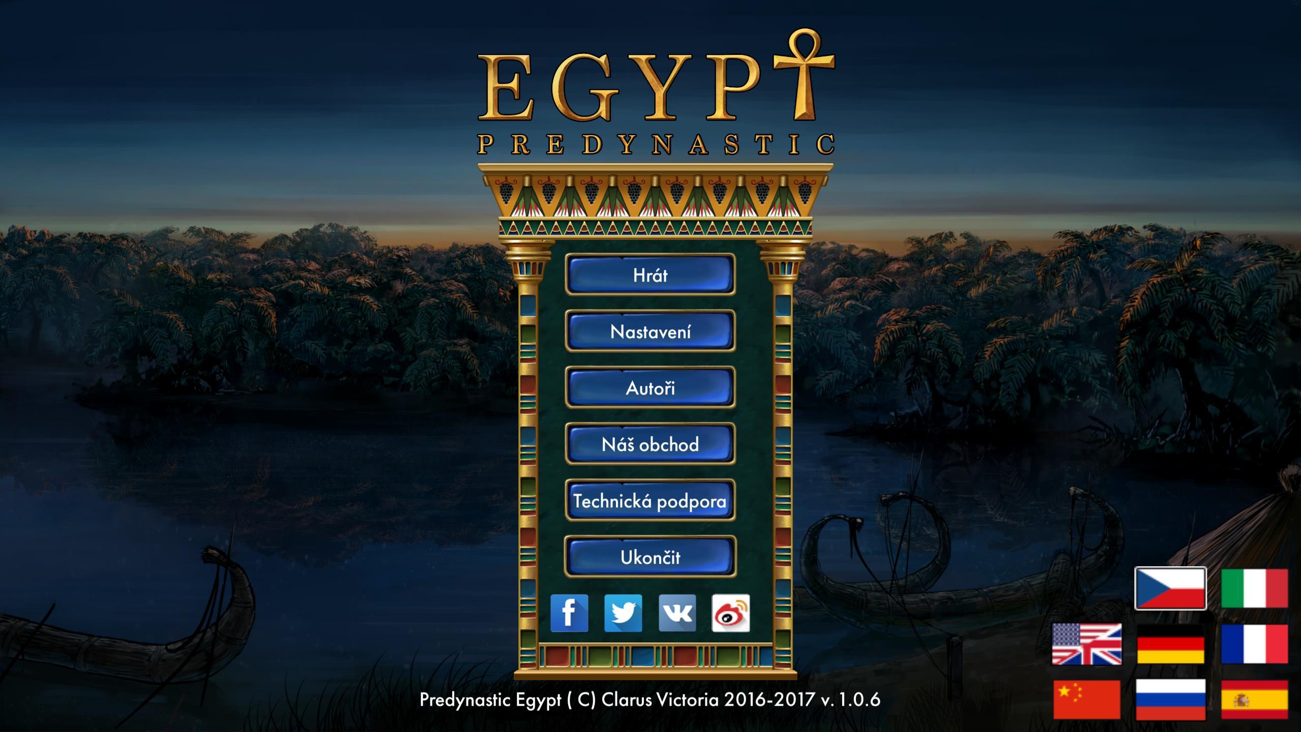 Predynastic Egypt - mobilná hra ktorá prekročila svoje hranice
